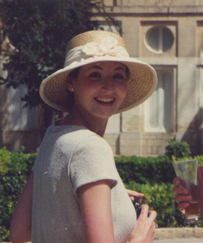 Catherine aged 22