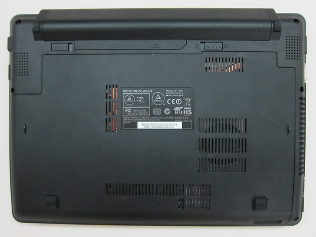 Aftershock X11 - Back View