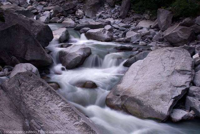 Rio Alpes suizos