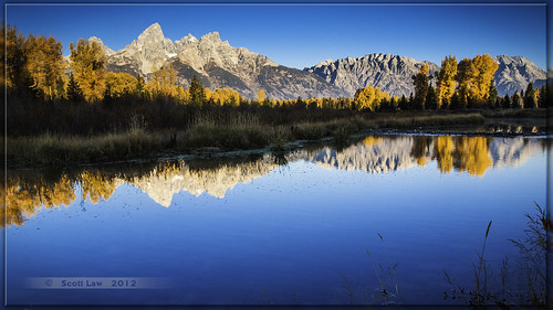 Schwabacher Sunrise by Just Used Pixels