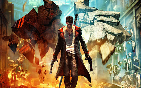 Devil May Cry DmC