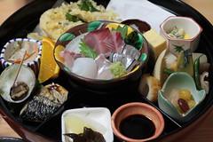 Shinsei at Fukue いけす・割烹 心誠 びっくり弁当