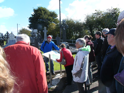 West Limerick Tidy Town Network Best Practice Field Trip on Saturday 6th October 2012.