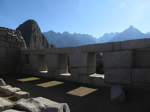 Machu Picchu: le Temple des Trois Fenêtres