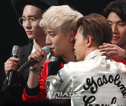 Big Bang - Mnet M!Countdown - 07may2015 - Isplus Joins - 01