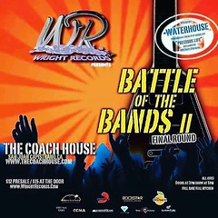 The official #wrightrecords #battleofthebands 2 #finalround #tonight !!! #honored to be a #judge for #foleyentertainment !!!