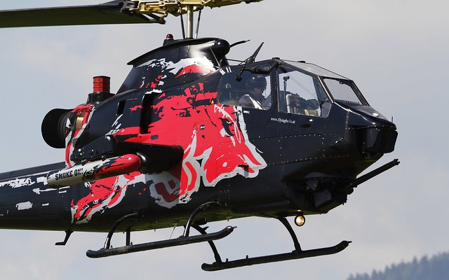 Flying Bulls Bell TAH-1F