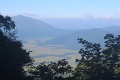 至仏山と尾瀬ヶ原@もうすぐ森林限界