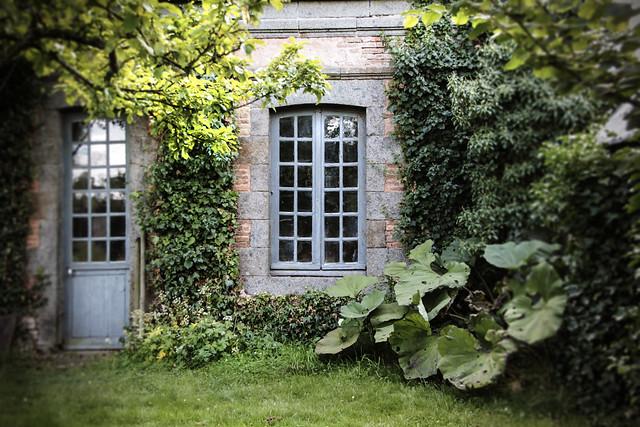 Le Château - atelier door