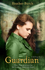 October 9th 2012 by Zonderkidz (first published September 1st 2012)               Guardian (Halflings #2) by Heather Burch