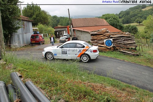 Rally do Pays Baske 2012