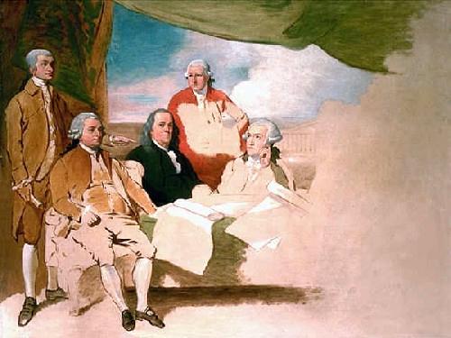 3 septembre 1783   ind u00e9pendance des  u00c9tats