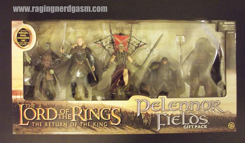 The Lord of the Rings Gift Set The return of the King Pelennor Fields by ToyBiz001