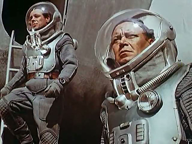 1962 ... 'Planet Of Storms' (USSR)