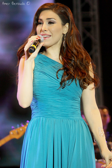 Yara Lebanese Singer | Flickr - Photo Sharing!