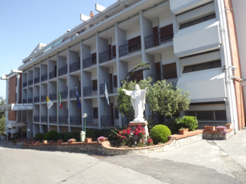 Ll meeting 2012 del salesiani cooperatori all 39 hotel for Hotel soggiorno salesiano