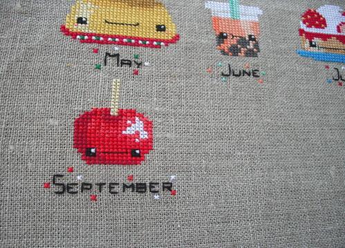 Candy Apple by jenniferworthen