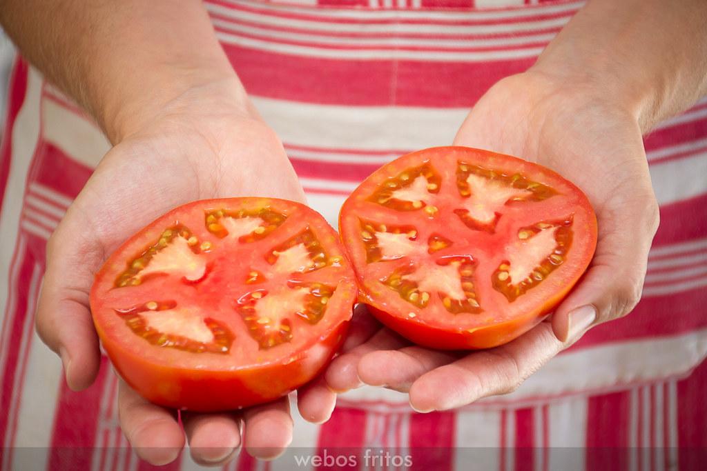 Un tomate de Paco