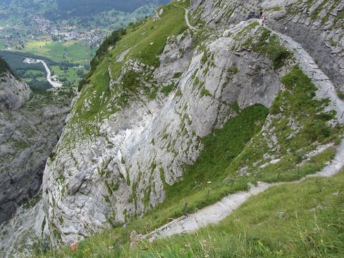 Klettersteig Ostegghütte : Klettersteig ostegghütte interlaken oberhasli bern switzerland