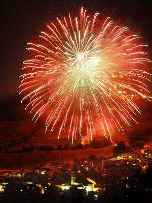 Fuochi d'artificio-phArchivioComunePievepelago