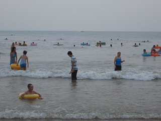 Image of Shi Lao Ren Beach. china prc qingdao shandong 青岛 山东 shilaoren 石老人