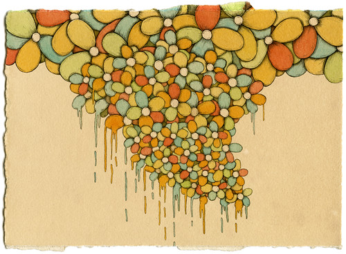 Mel Kadel, Flower Drip