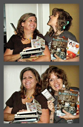 PicMonkey Collage Rhonda and Elysa