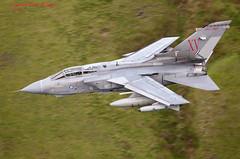 Tornado GR.4 ZA459 'F' McRoberts Reply XV Sqn 28-08-12