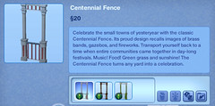 Centennial Fence