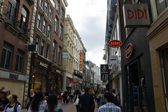 Rue commerçante Kalverstraat