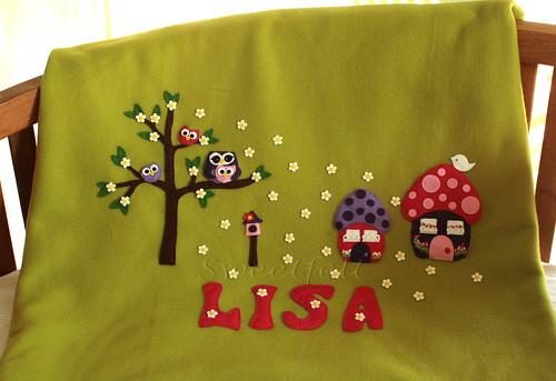 ♥♥♥ Lisa... by sweetfelt \ ideias em feltro