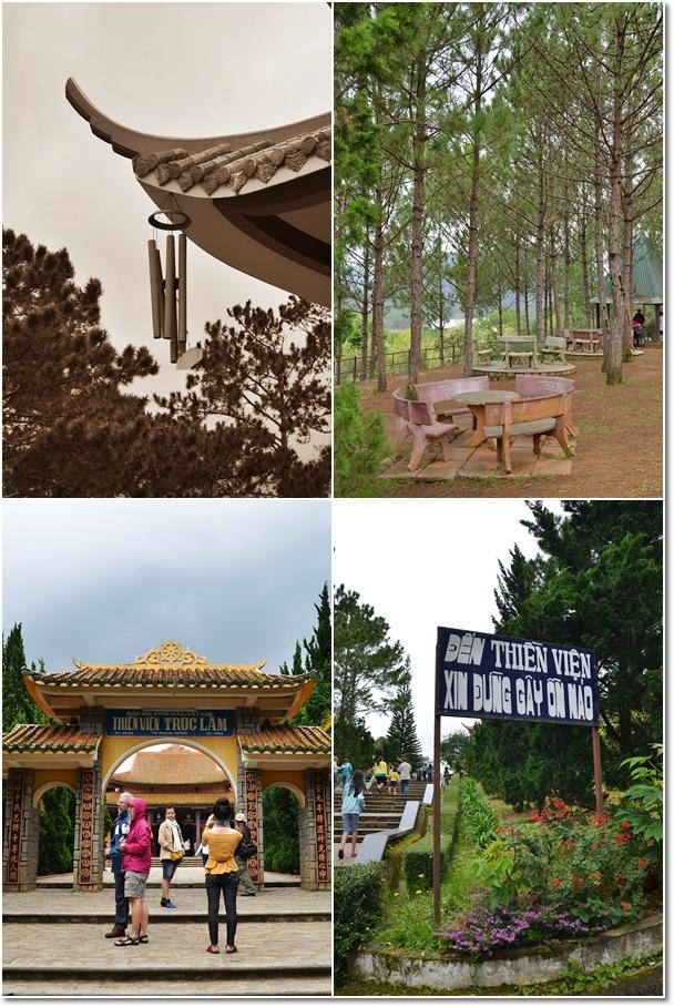 Truc Lam Monastery, Dalat