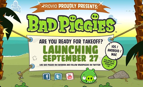 ROVIO - Bad Piggies