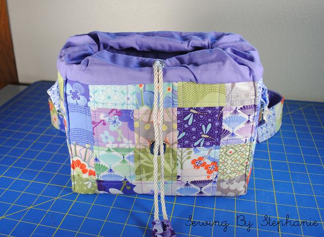 Camera Bag Drawstring