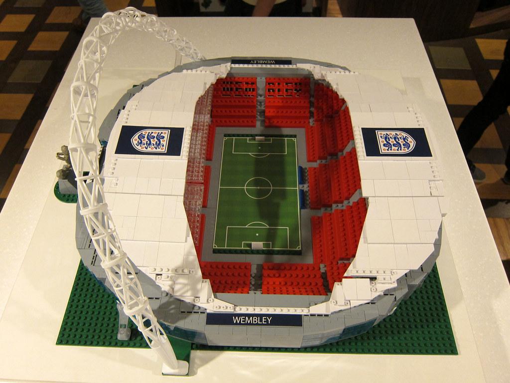 Recent Uploads Tagged Toy Lego Wembley Stadium Blubrry