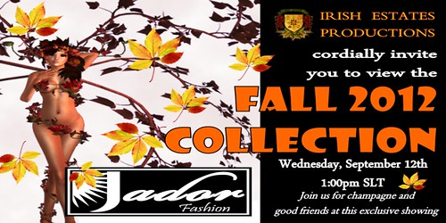 JADOR FALL COLLECTION 2012 by mimi.juneau *Mimi's Choice*