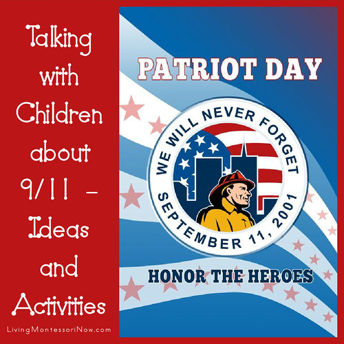 Talking with Children about 9/11 - Ideas and Activities