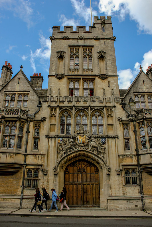 Brasenose College de Oxford