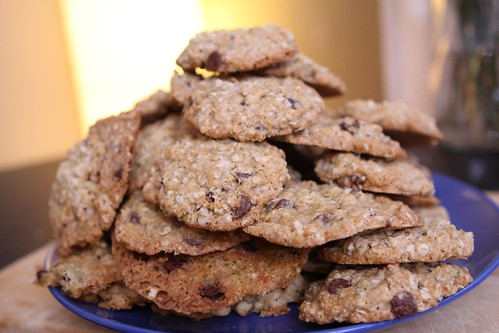 Giant Pile of Jen's Cookies