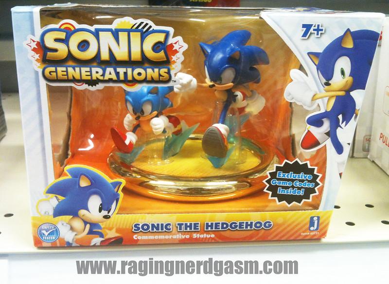Sonic The Hedgehog Figures by Jazwares Sonic Generations Figures 022