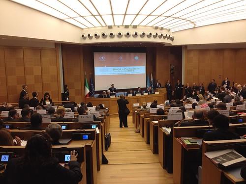 World e-Parliament Conference 2012