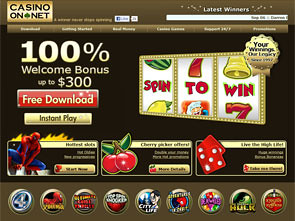 Casino on Net Home