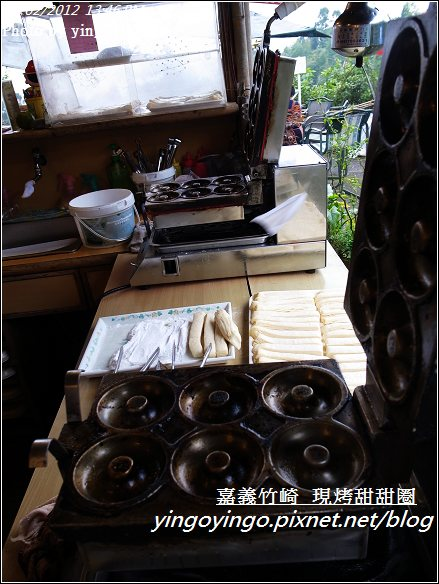 嘉義竹崎_現烤甜甜圈20120902_R0071208