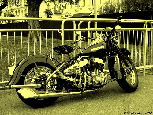 Harley Davidson - Nice 2012