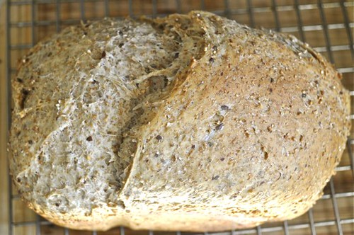 whole grain bread machine 16