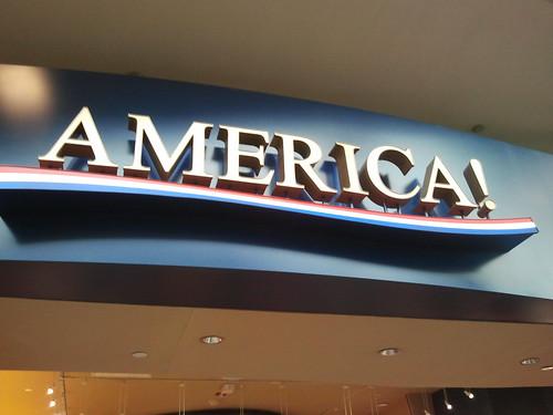 America! by bcarlson33