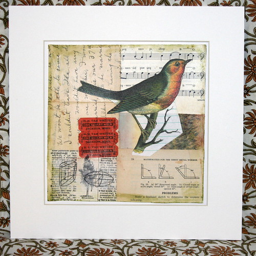 collage by Lynne Larkin