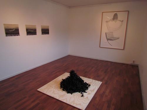 Ingeborg Kvame: Eg vaknar + Folding darkness + Skjult
