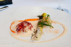 The Ledbury - Lobster