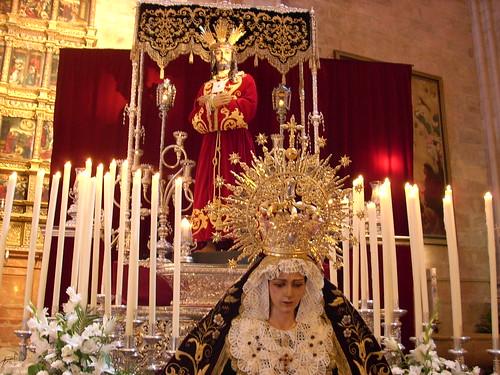 Cultos María Santísima de los Dolores ()